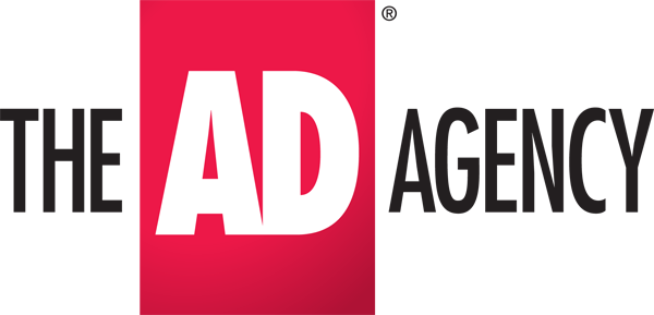 The AD Agency Logo