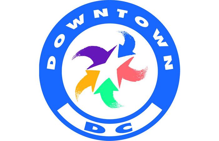 Downtown DC Business Improvement District (BID) logo, Downtown DC logo