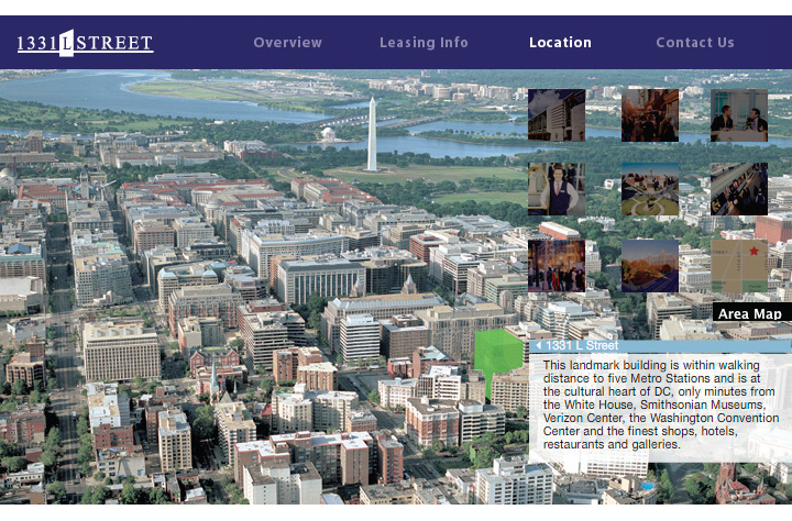 1331 L Street Commercial Real Estate website