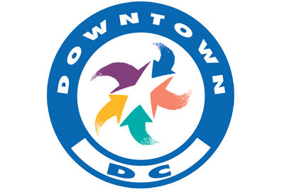 Downtown DC business improvement District (BID) logo