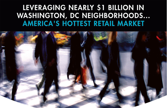 retail commercial real estate economic development ad agency