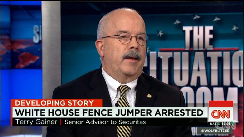 Terry Gainer, Securitas, Public Relations