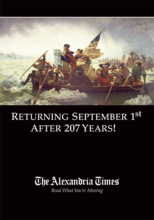 Alexandria Times ad
