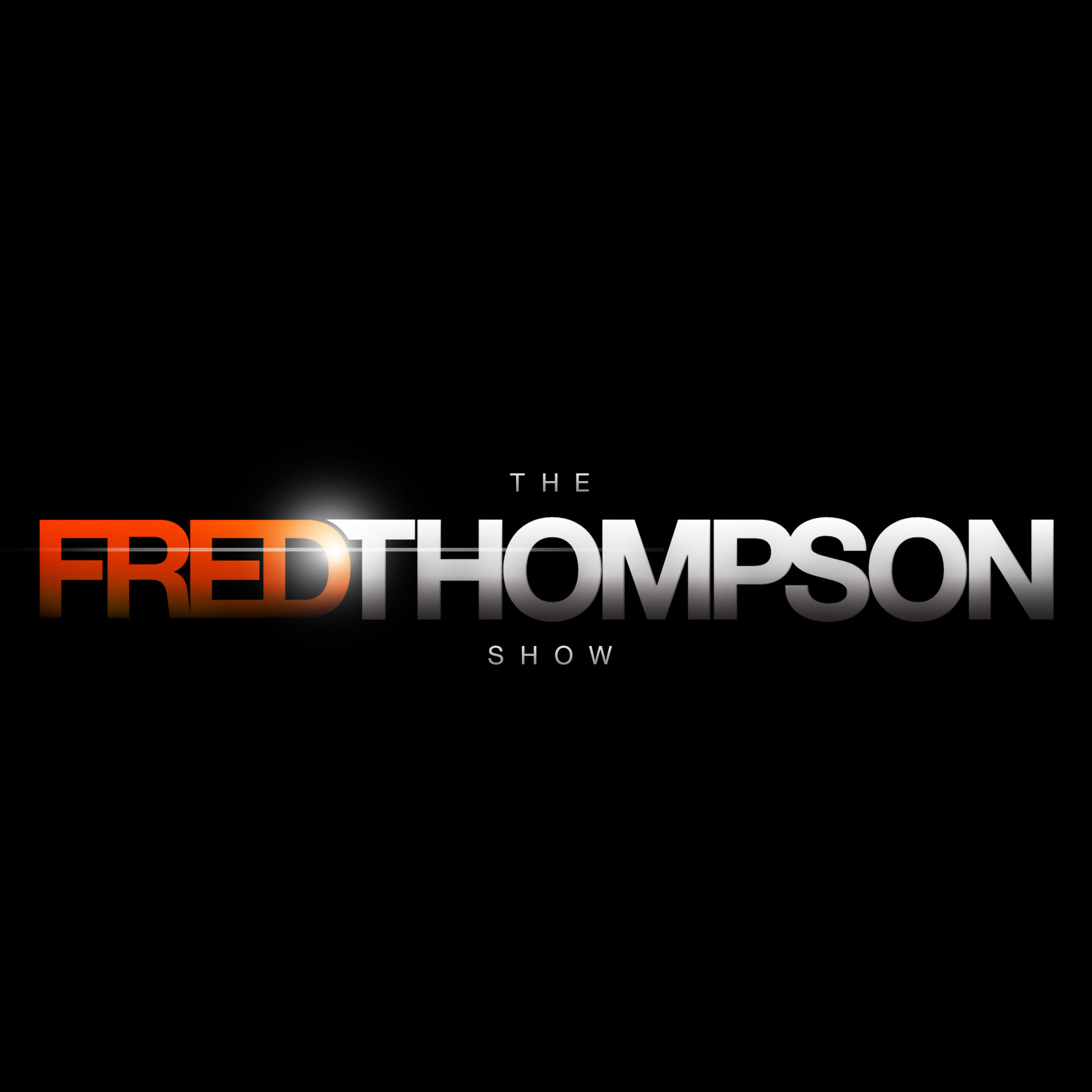 Fred Thompson Show