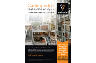 valuate ad brand, refm ad, real estate analysis ad