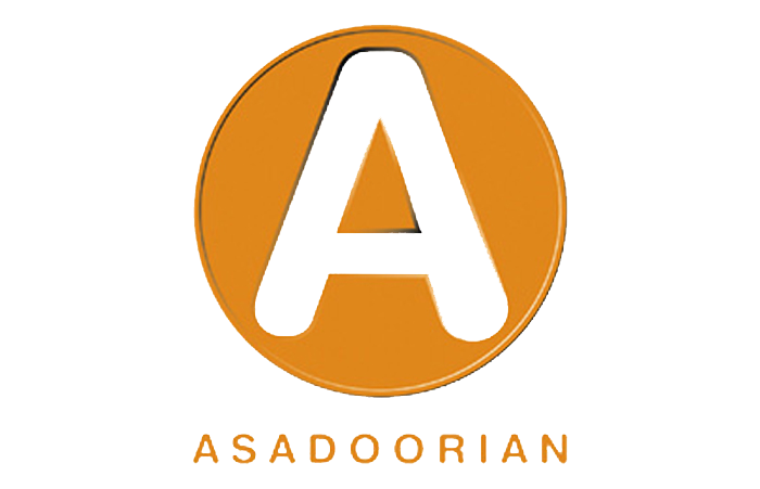 Asadoorian Logo, John Asadoorian logo, retail brokerage firm logo