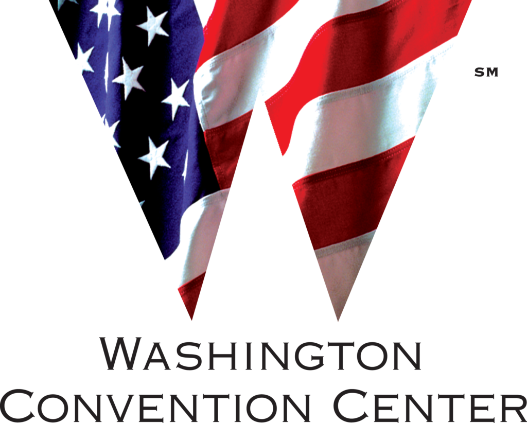 Washington Convention Center logo, convention center logo