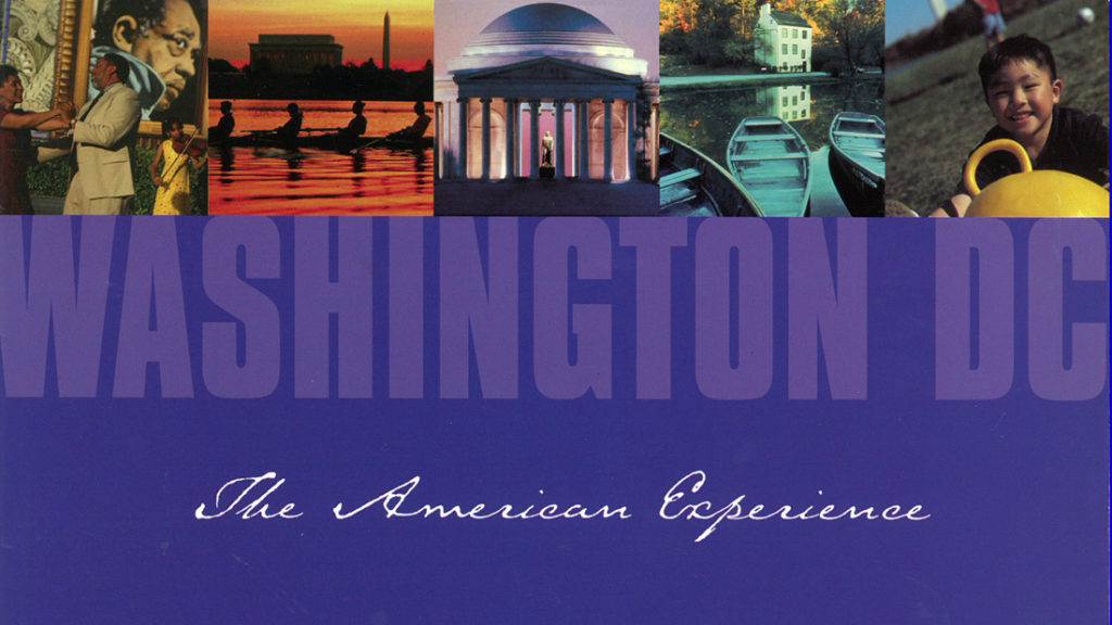 Tourism brand washington dc