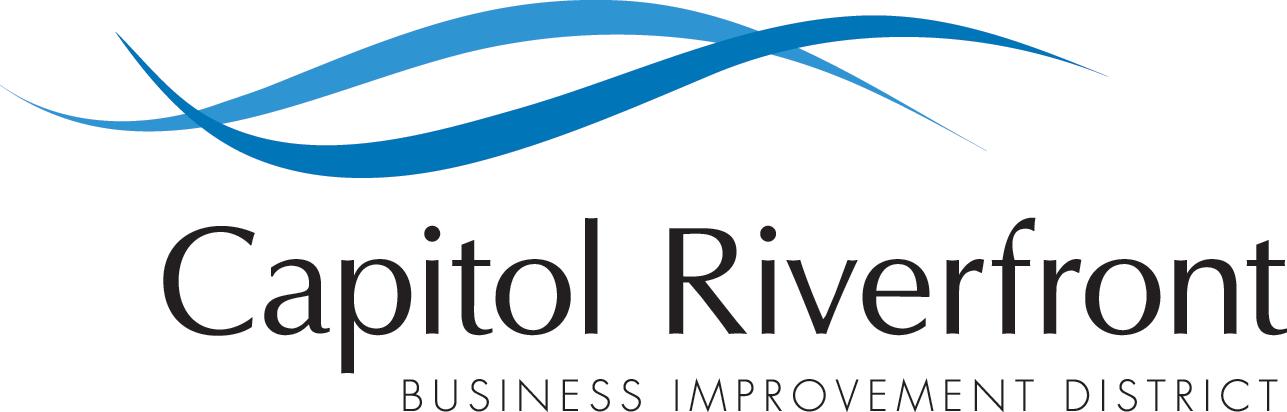 Capitol Riverfront Business Improvement District Logo, BID Logo