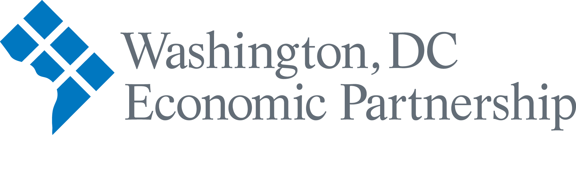Washington DC Economic Partnership Logo
