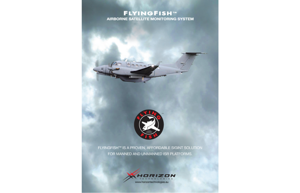 Defense Industry AD, Flying Fish AD