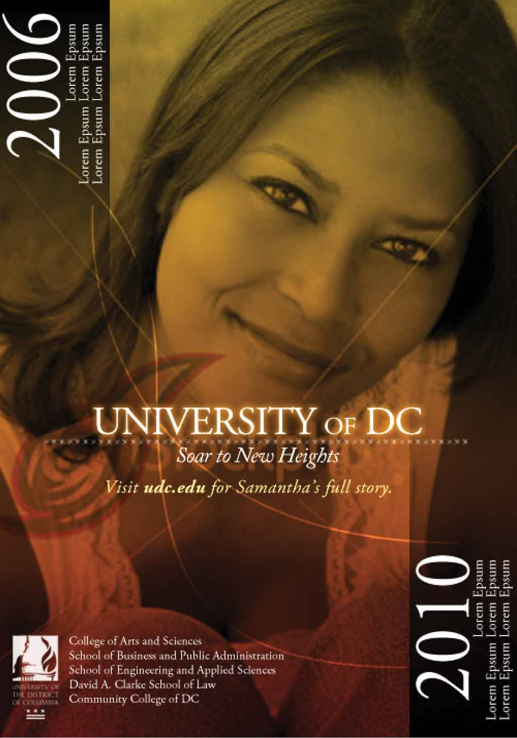 University of the District of Columbia UDC AD Campaign