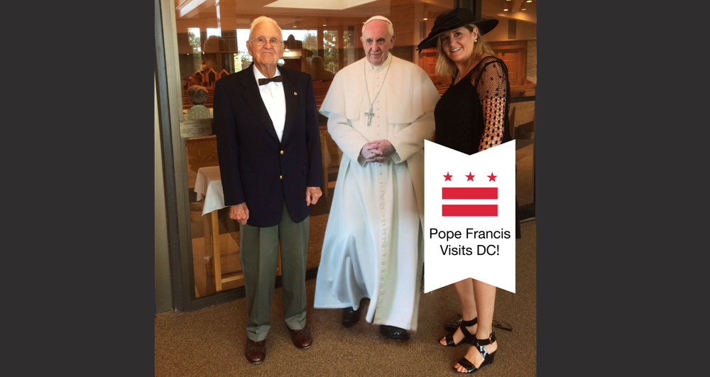 Pope in DC , The AD Agency
