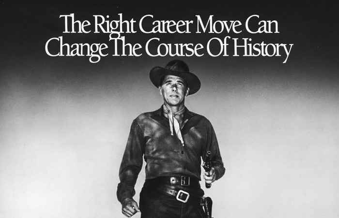 The AD Agency, Ronald Reagan Ad, Key Financial Personnel.