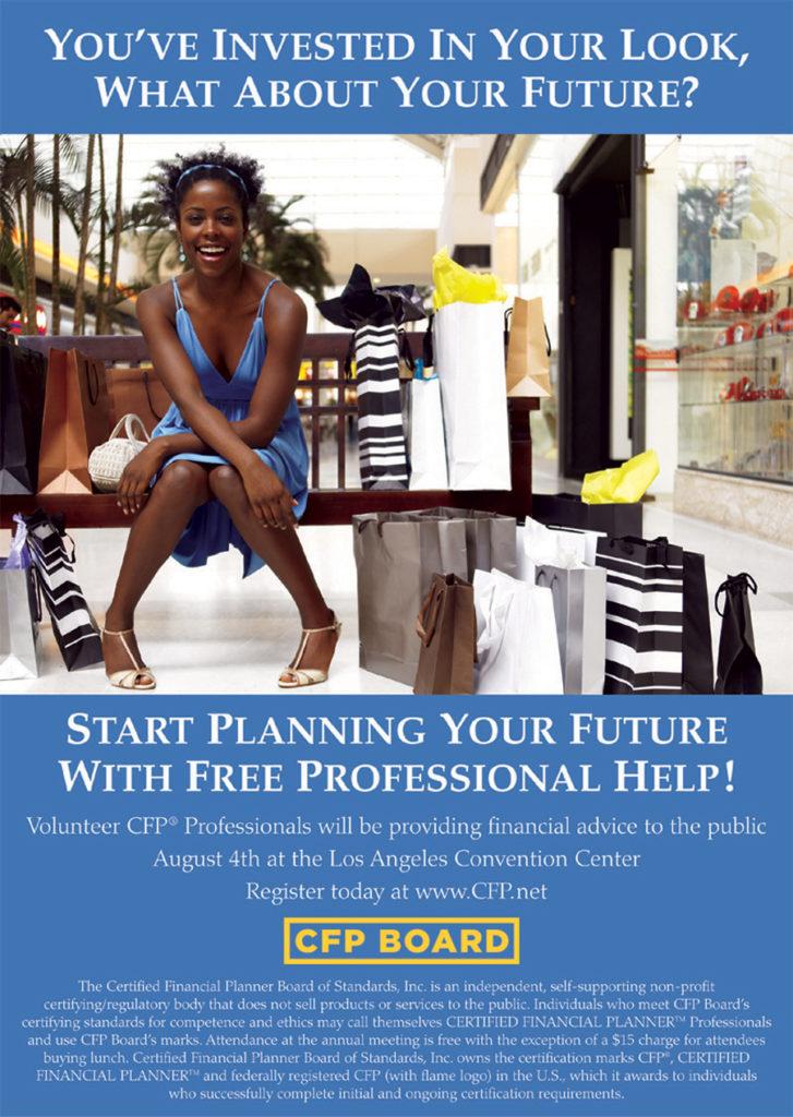 CFP Board Ad Campaign