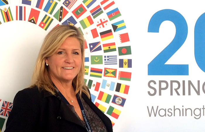world bank, spring meetings, debi gasper