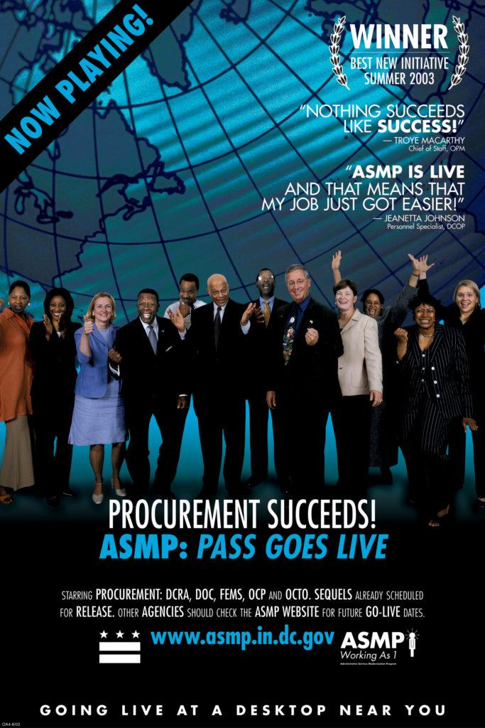 OCP DC Gov - ASMP