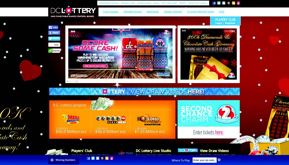 DC Lottery Marketing Plan