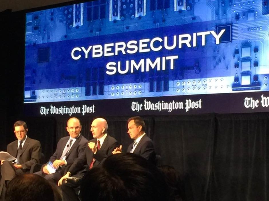 Cybersecurity Summit at The Washington Post