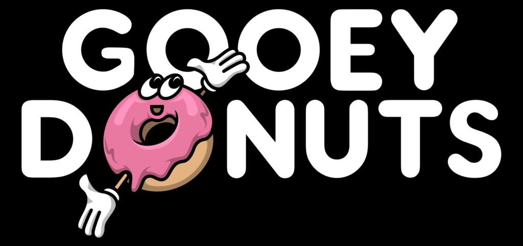 Gooey Donuts Logo