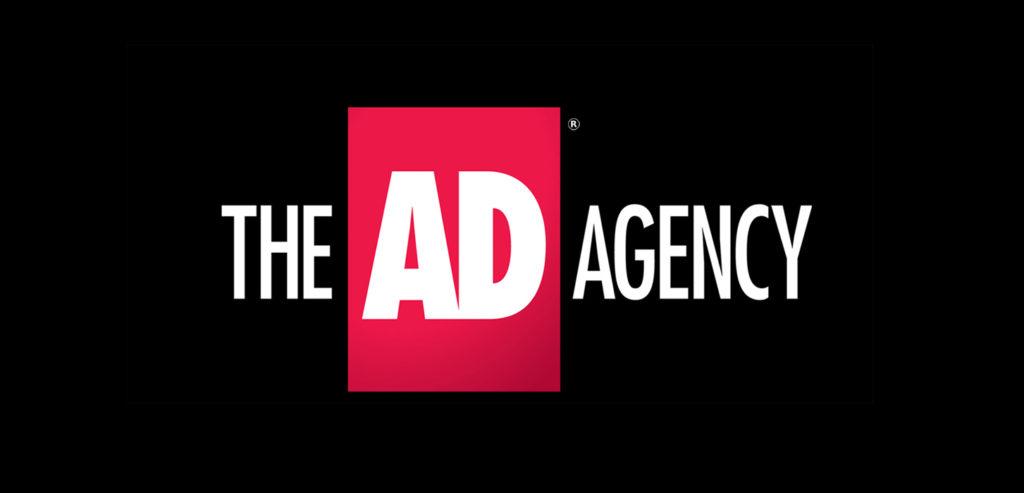 The AD Agency Logo