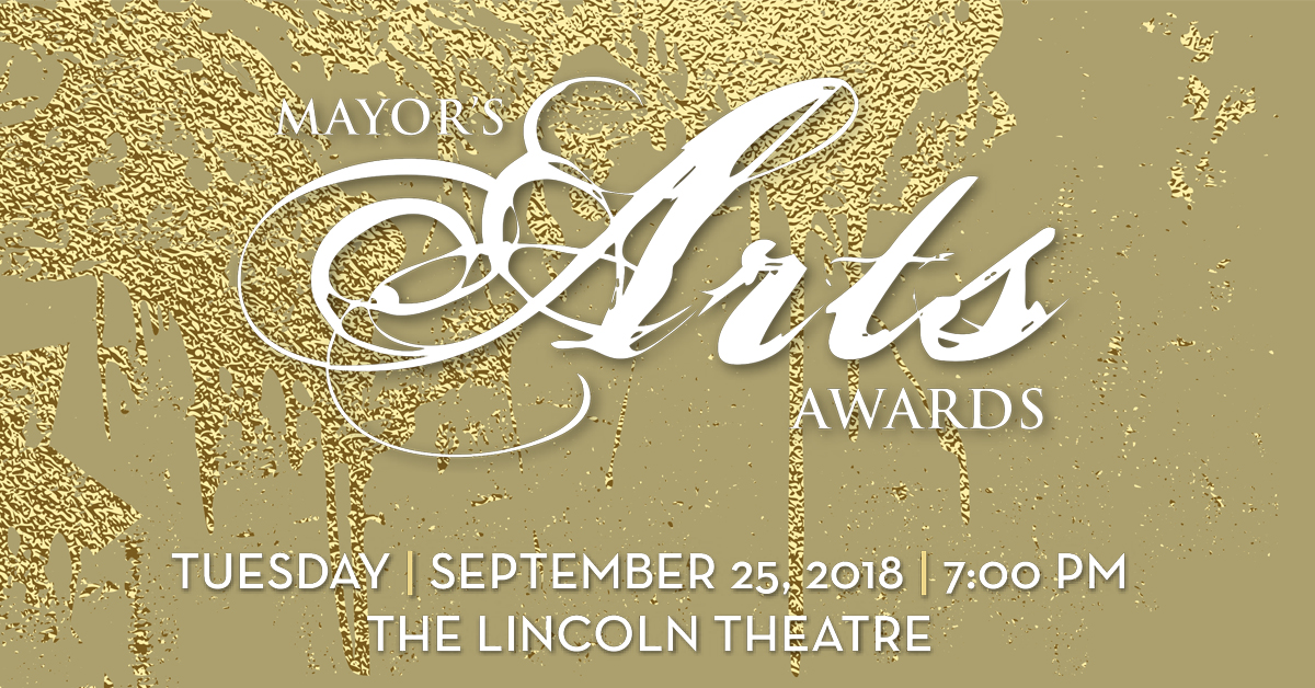DC Mayor's Arts Awards