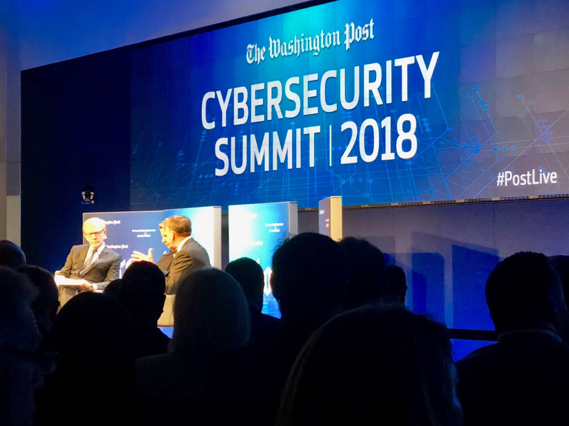 Washington Post Cybersecurity Summit