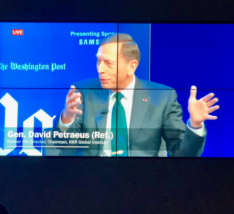 Washington Post Cybersecurity Summit