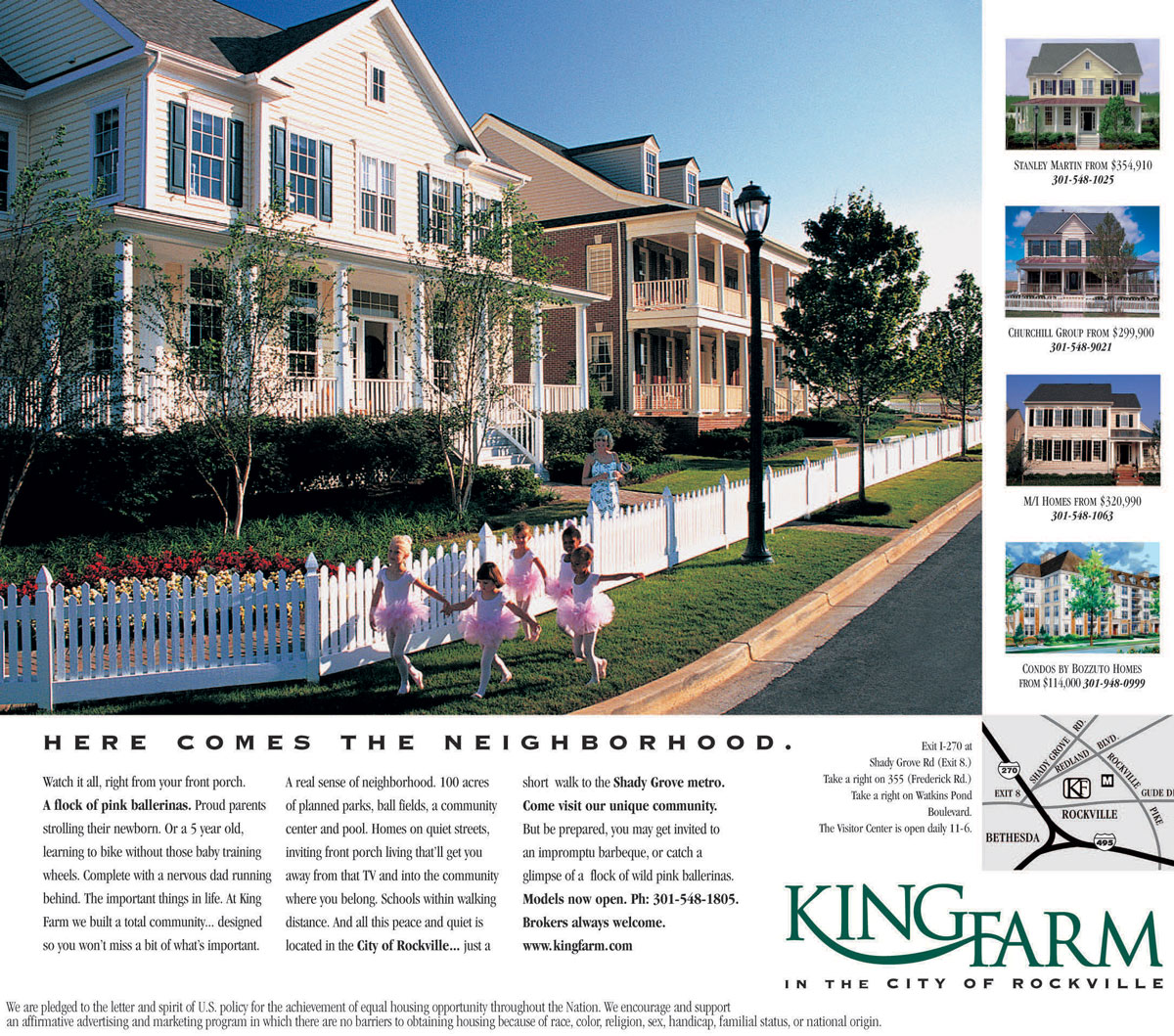 King Farm Rockville
