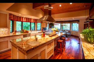 Expansive Kitchen - 309 Madison Ave, Ketchum ID