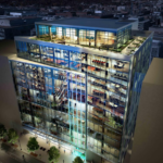 The Ad Agency's new offices are located at 1441 L Street, NW, in Washington, DC