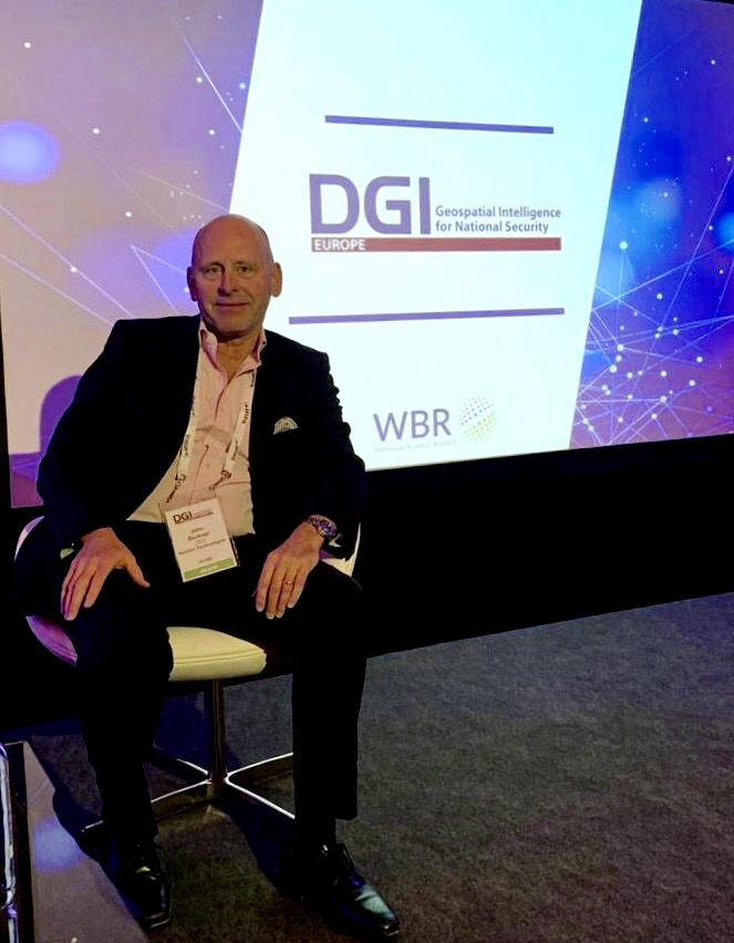 Horizon Technologies CEO John Beckner speaks at DGI 2020