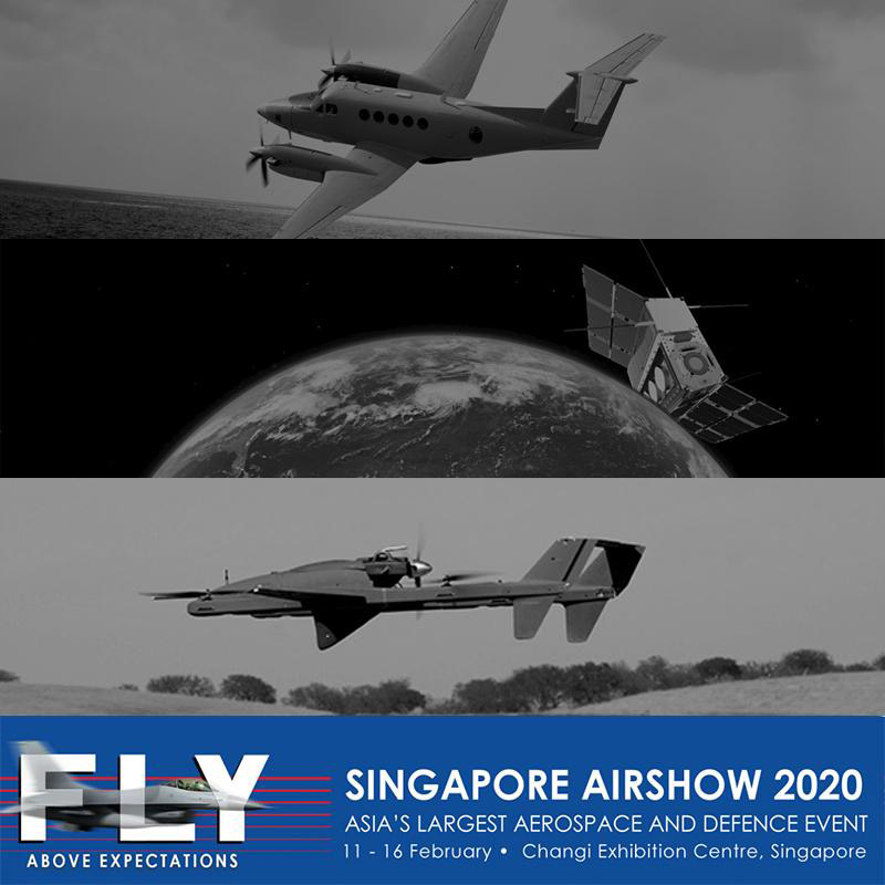 Visit Horizon Technologies at the Singapore Airshow 11-16 February 2020