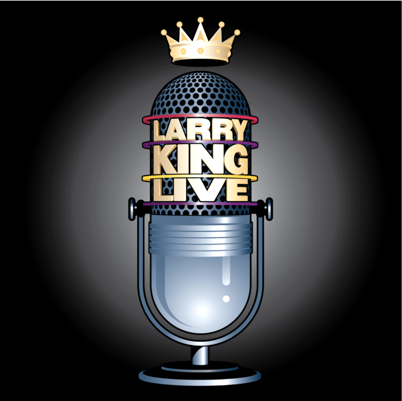 Larry King Live Logo