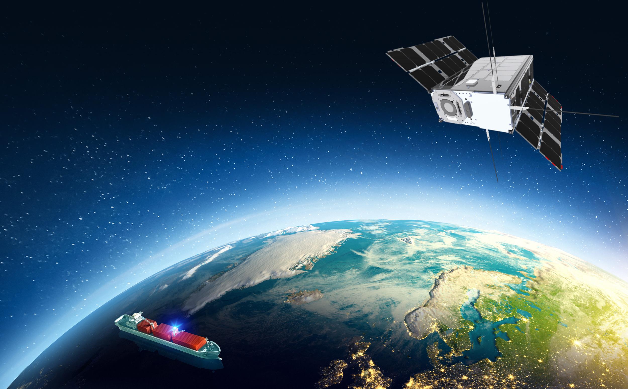Horizon Technologies' Amber™ Space-Based Maritime Domain Intelligence Solution Program