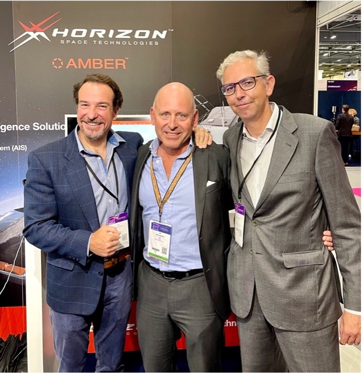 Horizon Technologies Closes DSEI Show with a $1 Million Sale of FlyingFish™ Airborne SIGINT Systems
